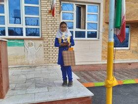 تقدیر از اعضا کتابخوان برتر مراکز کانون استان بوشهر
