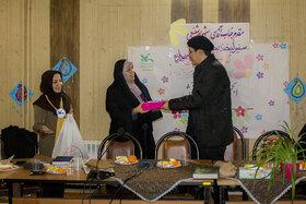 سفیر لبخند بچهها مهمان انجمن ادبی آفرینش همدان