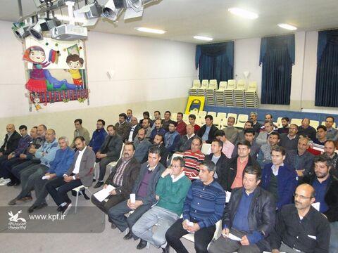 دوره آموزش بهداشت محیط کار در کانون پرورش فکری کودکان و نوجوانان استان اصفهان برگزار شد