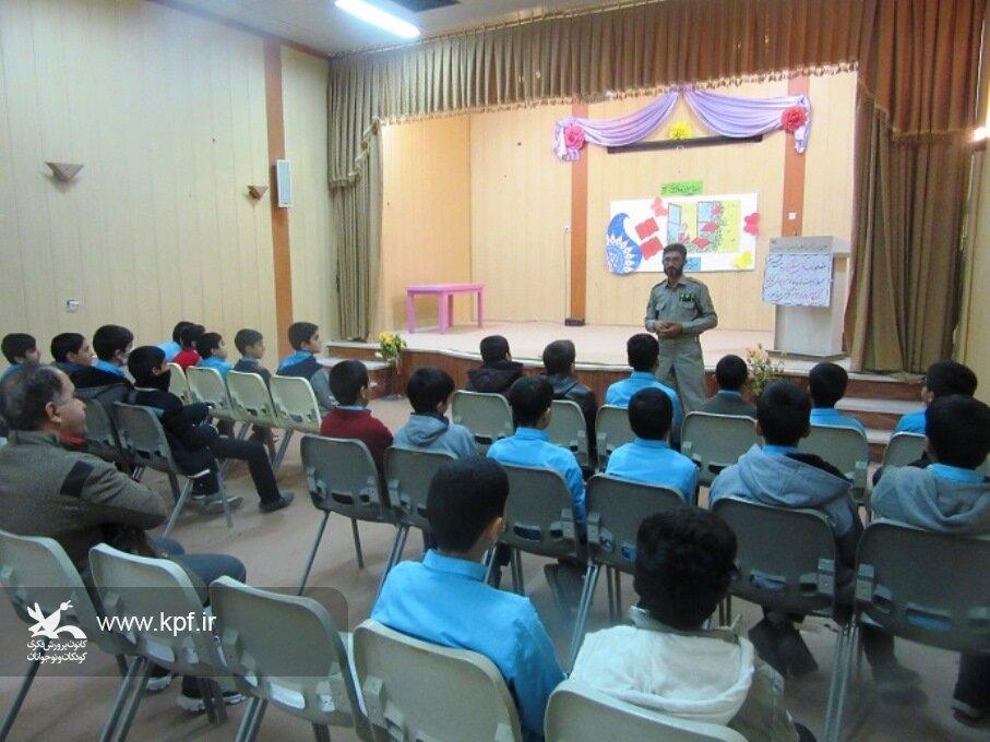 ویژه برنامه حفاظت از محیط زیست در کانون فردوس برگزار شد