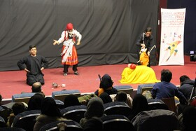 آغاز رقابت 9گروه نمایش و سرود در استان خراسان شمالی