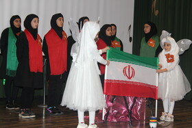 گزارش تصویری مرحله استانی مهرواره سرود آفرینش در مجتمع شهید فرخی ارومیه
