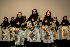 نخستین مهروارهی سراسری سرود آفرینش در کانون استان همدان برگزار شد