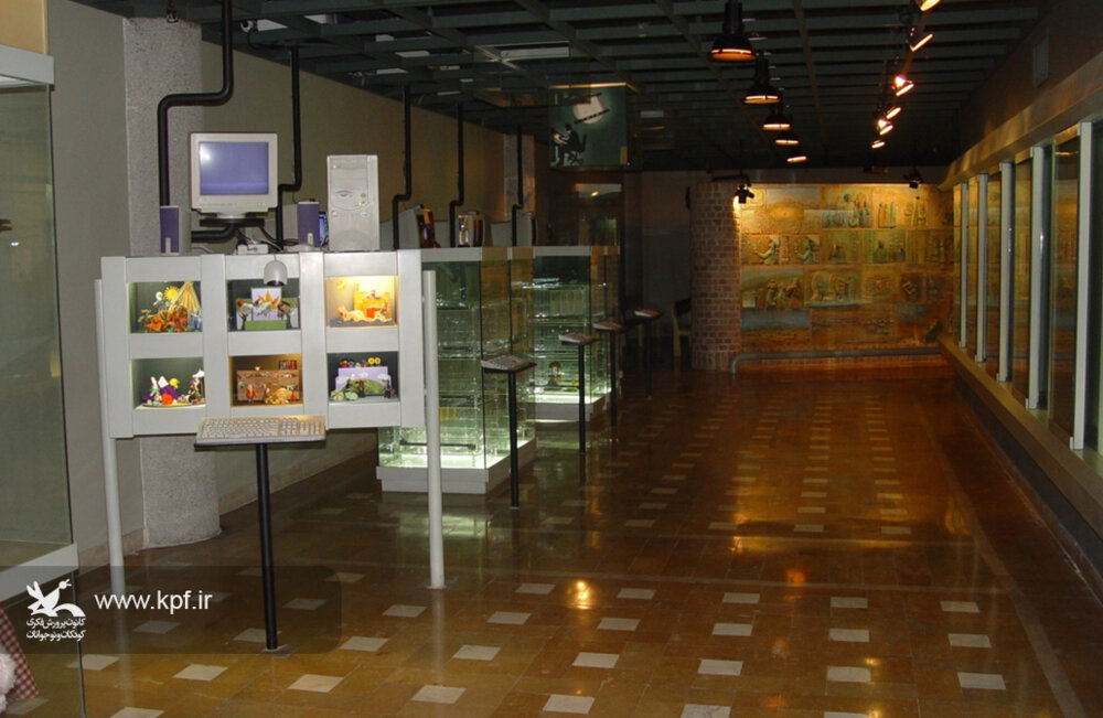 موزه کودک کانون ثبت میراث فرهنگی کشور شد