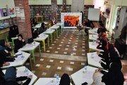 سومین جلسه انجمن «قصهگویی» کانون البرز