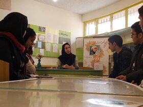 انجمن تخصصی ادبی شعر آفرینش کانون استان تهران/ عکس: فاطمه شفیعی