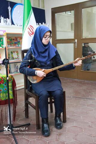 بازگشایی مرکز فرهنگی هنری شماره ۱۳ کانون استان تهران/ عکس: یونس بنامولایی
