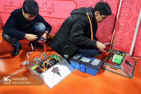 نقشآفرینی کانون در ششمین دوره مسابقات رباتیک «جام ابریشم»