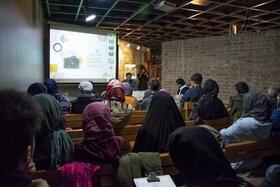 نخستین انجمن عکاسی اعضا کانون تهران