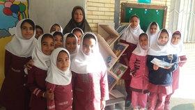 راه اندازی ایستگاه دانایی در آموزشگاه دخترانه مولوی