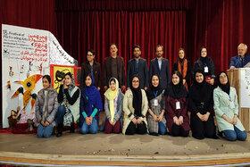 برگزیدگان استانی جشنواره هنرهای نمایشی کانون گیلان شناختهشدند
