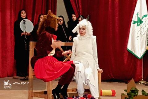 مرحله استانی جشنواره هنرهای نمایشی در کانون استان گیلان