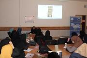 دوره آموزشی هنرهای ایرانی در بجنورد برگزار شد