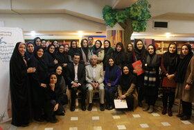 ویژه برنامه هفته پژوهش ـ نشست تخصصی هم اندیشی اقدام پژوهان در کانون استان تهران