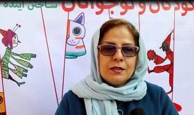 منیژه معصومی، کارگردان تئاتر و فعال حوزه کودک از برگزاری مرحله استانی هجدهمین جشنواره هنرهای نمایشی مازندران  میگوید
