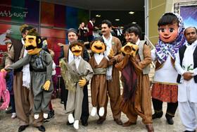کارناوال عروسکی در بیستودومین جشنواره بینالمللی قصهگویی