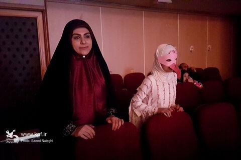 مرحله استانی هجدهمین جشنواره هنرهای نمایشی کانون  استان گیلان