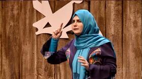 قصهگویی گیتی خامنه در دومین روز جشنواره قصهگویی