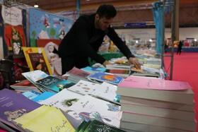 عرضهی کتاب و محصولات فرهنگی کانون پرورش فکری در سیزدهمین نمایشگاه کتاب گلستان