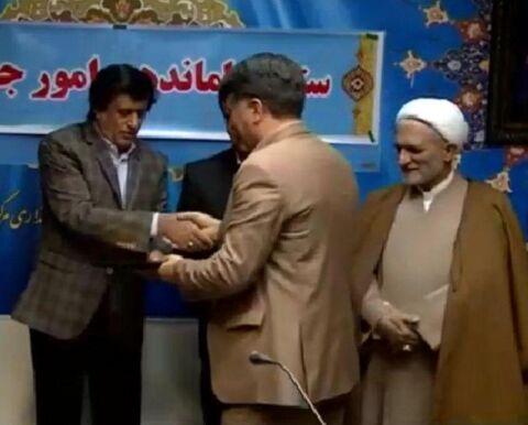 کانون استان مرکزی رتبه برتر اوقات فراغت سال ۹۸ را کسب کرد
