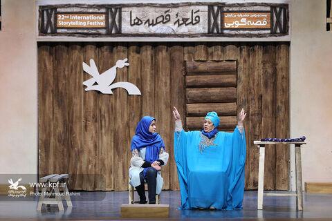 استاندارد جشنواره قصهگویی ایران در سطح جهانی است