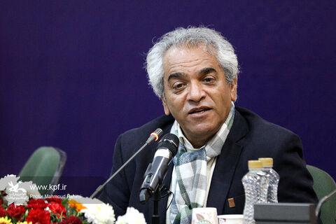 کارگاه اصغر همت در بیستودومین جشنواره بینالمللی قصهگویی