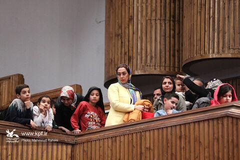 قصهگویی بهرام شاهمحمدلو در بیستودومین جشنواره بینالمللی قصهگویی