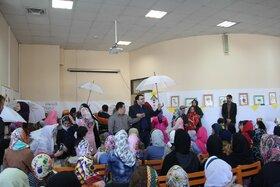 اعضا مراکز مشهد  به استقبال جشن یلدا رفتند