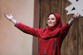 قصهگویی مجید قناد و سارا روستاپور در بیستودومین جشنواره بینالمللی قصهگویی