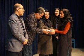 آئین اختتامیه هجدهمین جشنواره هنرهای نمایشی کانون استان بوشهر