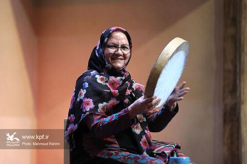 قصهگویی پدربزرگها و مادربزرگها در بیستودومین جشنواره بینالمللی قصهگویی