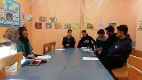 سیزدهمین انجمن ادبی مهتاب قوچان