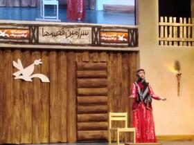 کانون ایلام در بیست ودومین جشنواره بین المللی قصه گویی تهران در خشید