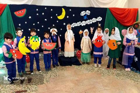 جشن یلدا در مراکز فرهنگی هنری کانون استان گیلان