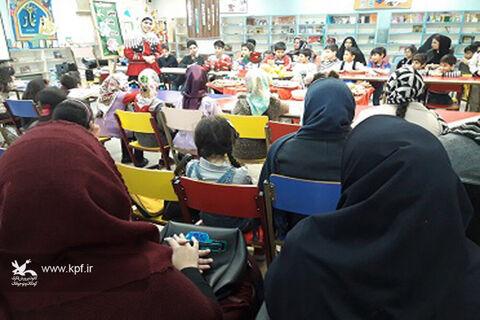جشن یلدا در مرکز فرهنگی هنری شماره 2 کانون بندرانزلی