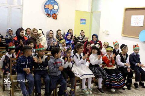 جشن یلدا در مرکز فرهنگی هنری کانون سیاهکل
