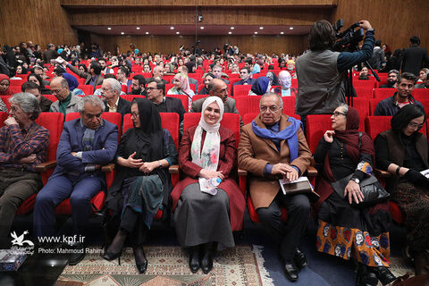 اختتامیه بیستودومین جشنواره بینالمللی قصهگویی (۱)