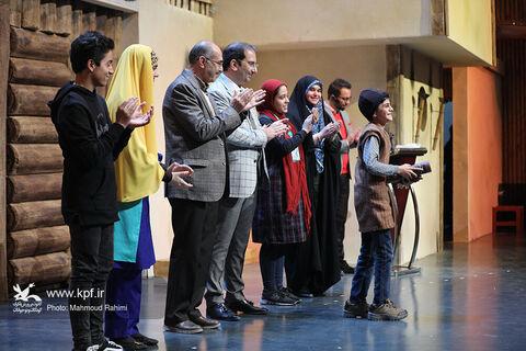 اختتامیه بیستودومین جشنواره بینالمللی قصهگویی (۲)