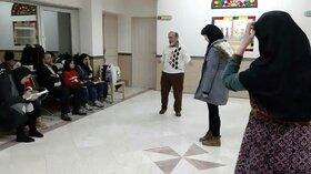 ارتقای سطح محتوای تولیدات تئاتر کودک و نوجوان کانون زنجان