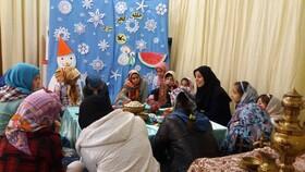 مراسم گرامیداشت شب یلدا در مراکز کانون آذربایجان شرقی