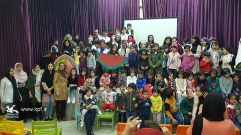 ویژه برنامه جشن یلدا در مراکز فرهنگی هنری کانون هرمزگان