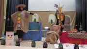 جشن یلدا در مرکز شماره 3 کانون پرورش فکری کودکان و نوجوانان سنندج