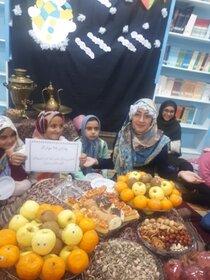 جشن یلدا در مراکز فرهنگی و هنری کانون خراسان جنوبی