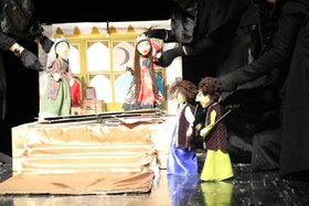 هجدهمین جشنواره سراسری نمایش عروسکی مرحله استانی