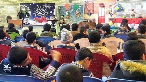 جشن یلدا در مراکز فرهنگی هنری کانون استان مرکزی