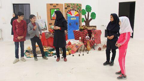 یلدا در مراکز کانون  استان خراسان شمالی