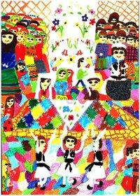 یک نشان نقره و دو دیپلم افتخار سهم  اعضای کانون خراسان جنوبی از مسابقه نقاشی تاشکند