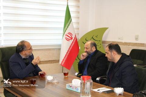 کانون قم مسئول کارگروه کودک و نوجوان کنگره ملی شهدای استان