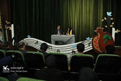نخستین روز از مهرواره سرود آفرینش در یزد /دی ۹۸