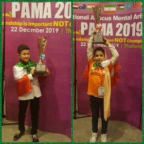 ۲ عضو کانون پرورش فکری زنجان قهرمان جهان شدند